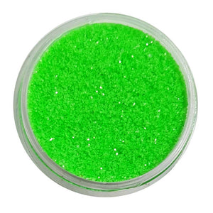 Green Cross Code - Green Neon UV Loose Fine Glitter