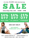 The Big Drishti Sale is THIS Saturday - 25% Off Storewide!
