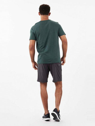 The Kore Short by Vuori in Green Camo