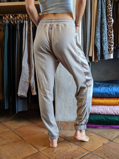 Limited Edition Satin Inset Jogger
