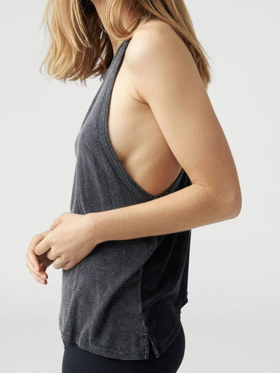 Tomorrow Tank by Joah Brown in Wash Graphite