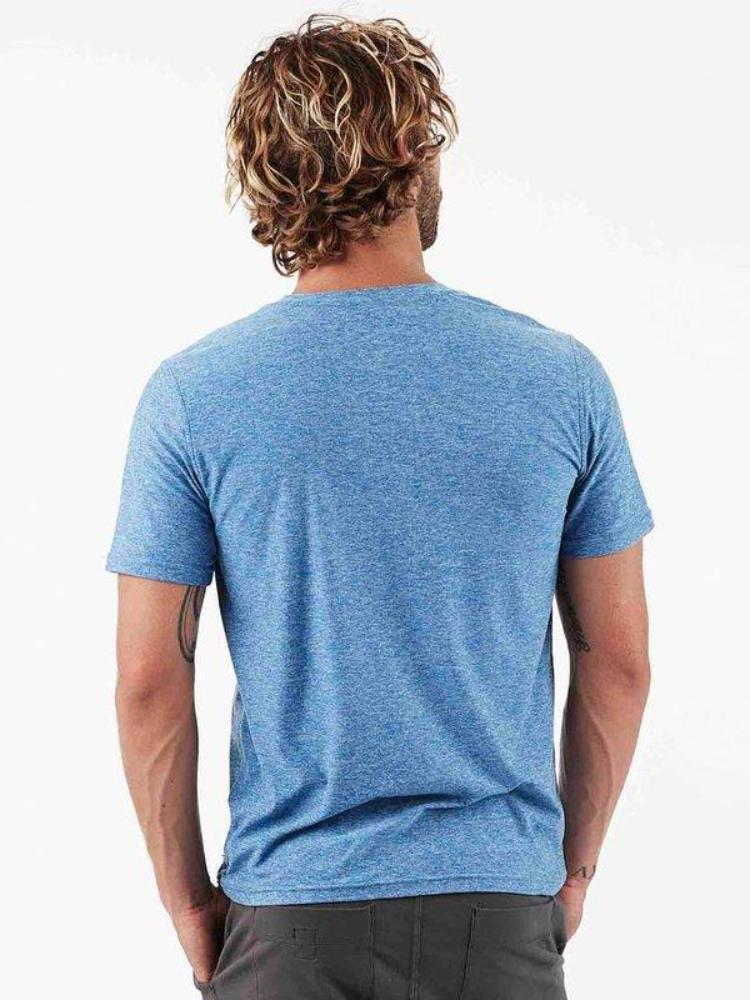The Strato Tech Tee - DrishtiYoga