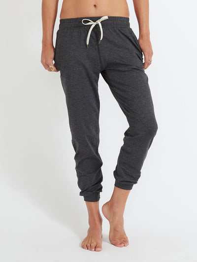 Women's Performance Jogger by Vuori in Charcoal Grey