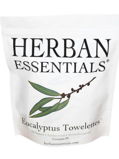 Herban Essentials 20 Pack Eucalyptus