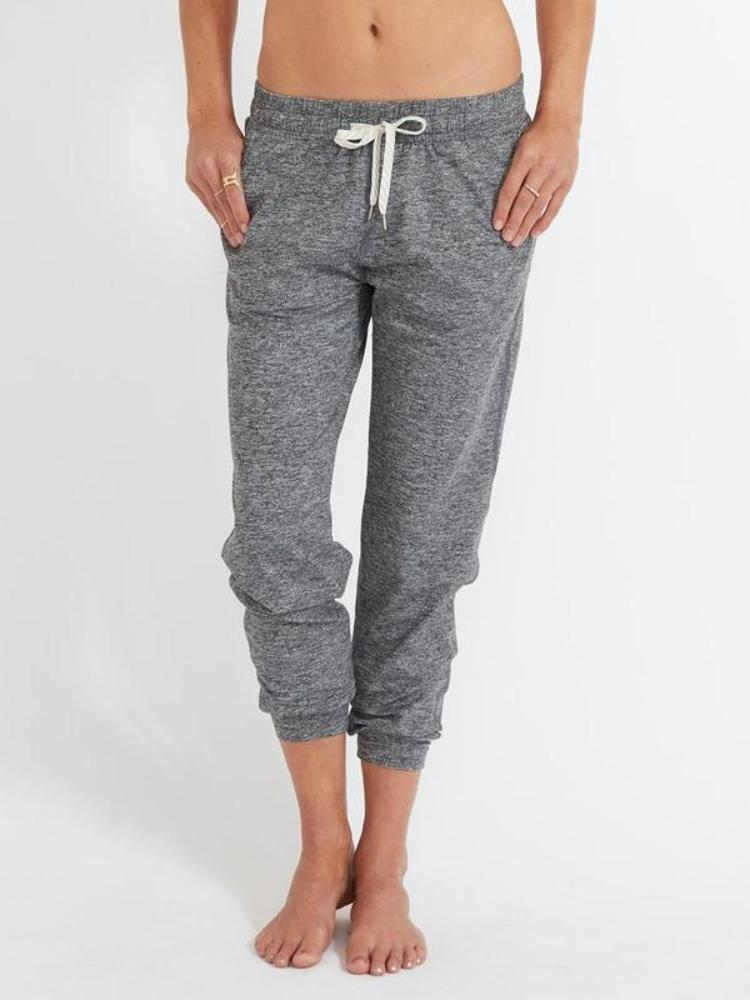Performance Jogger in Tide Heather - DrishtiYoga