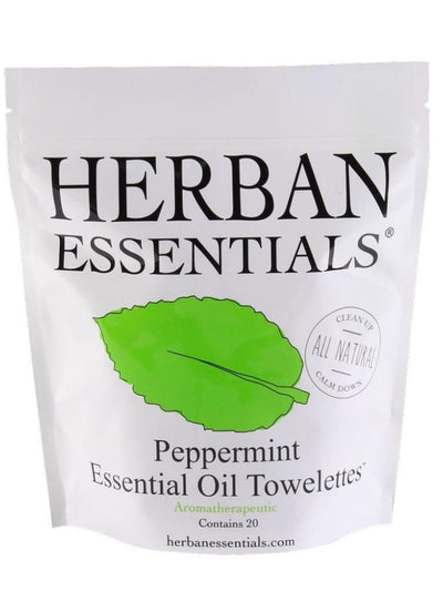 Herban Essentials 20 Pack Peppermint