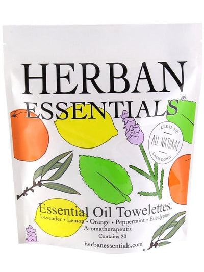 Herban Essentials 20 Pack Assorted