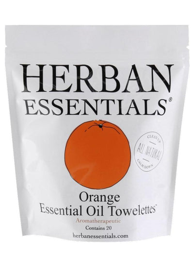 Herban Essentials 20 Pack Orange