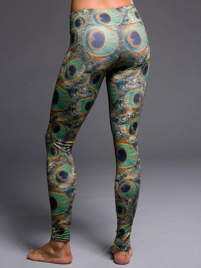 Peacock Long Legging by Onzie