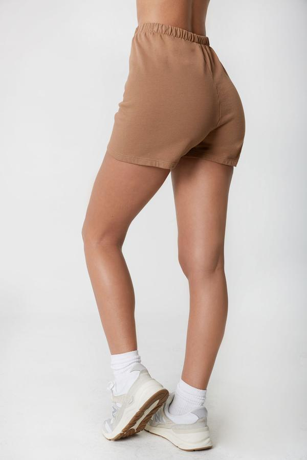 Fitted Sweat Short