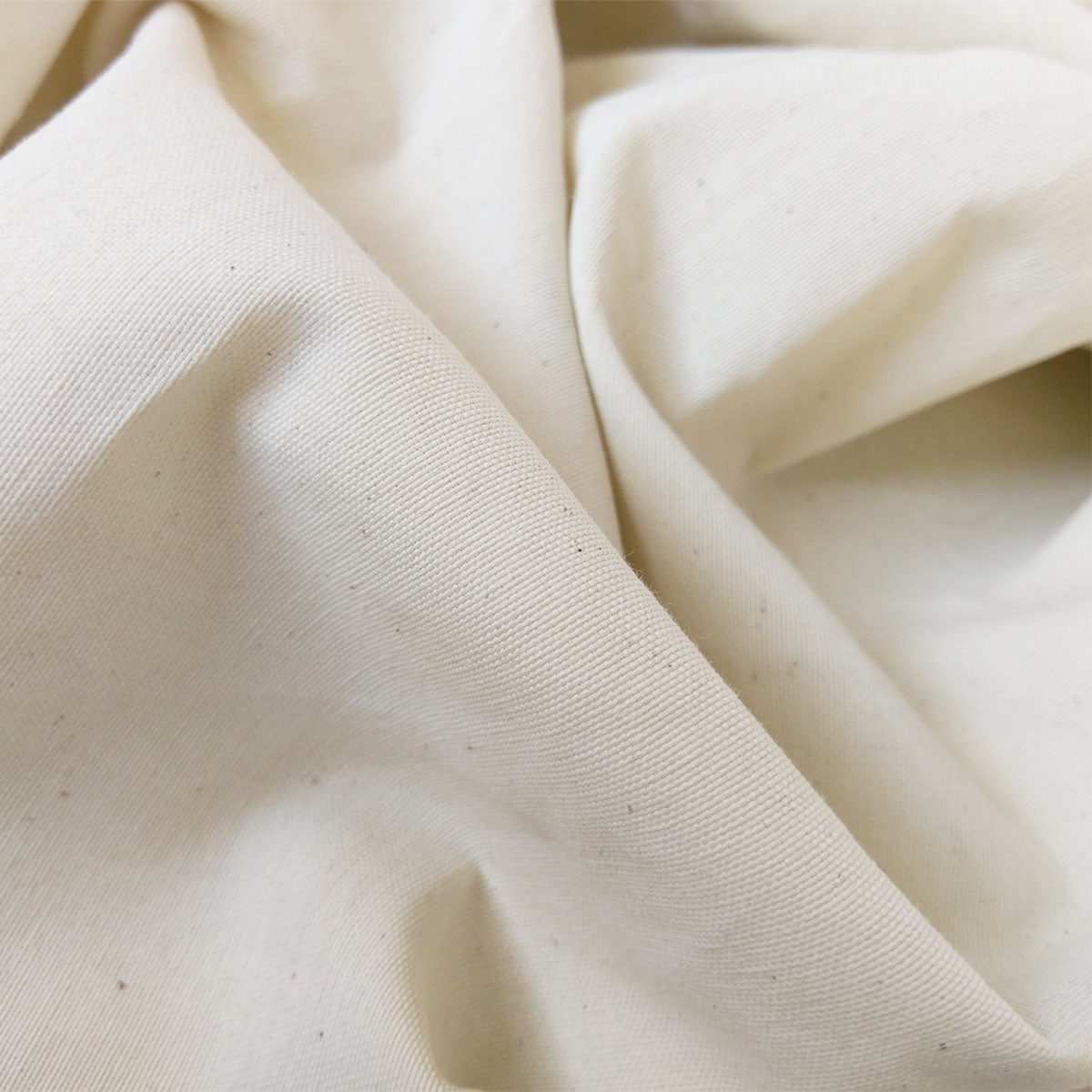 Heavyweight Undyed Khadi (RFD)