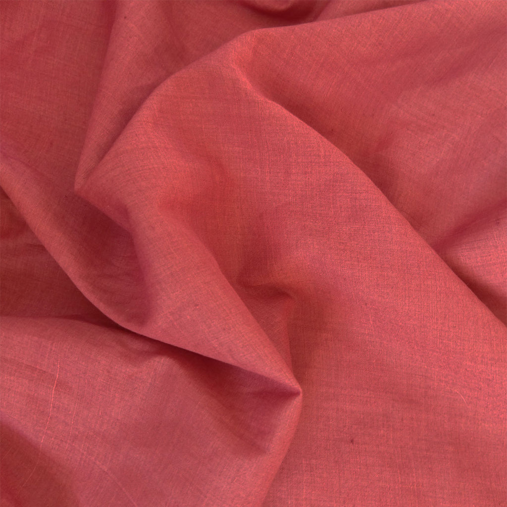 Lightweight Solid Khadi (majith red)