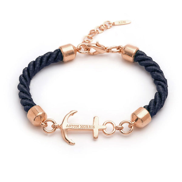 Ocean Navy Rose Gold