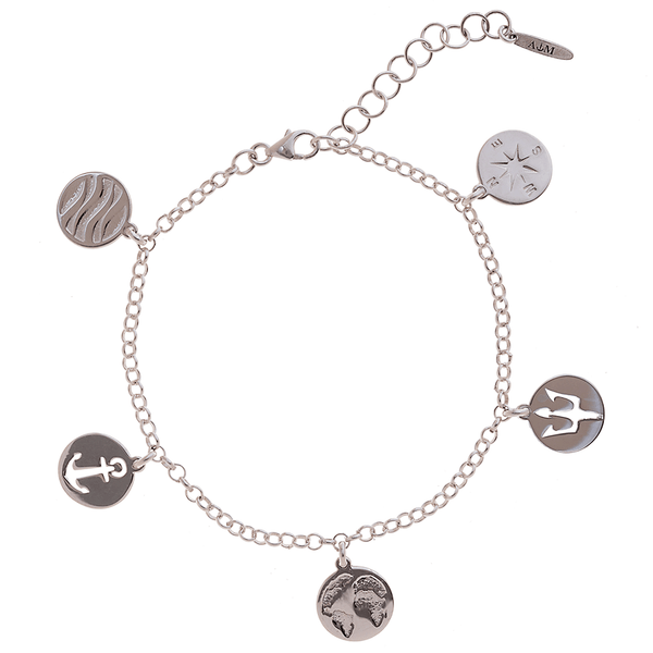Nautical Charm Sterling Silver