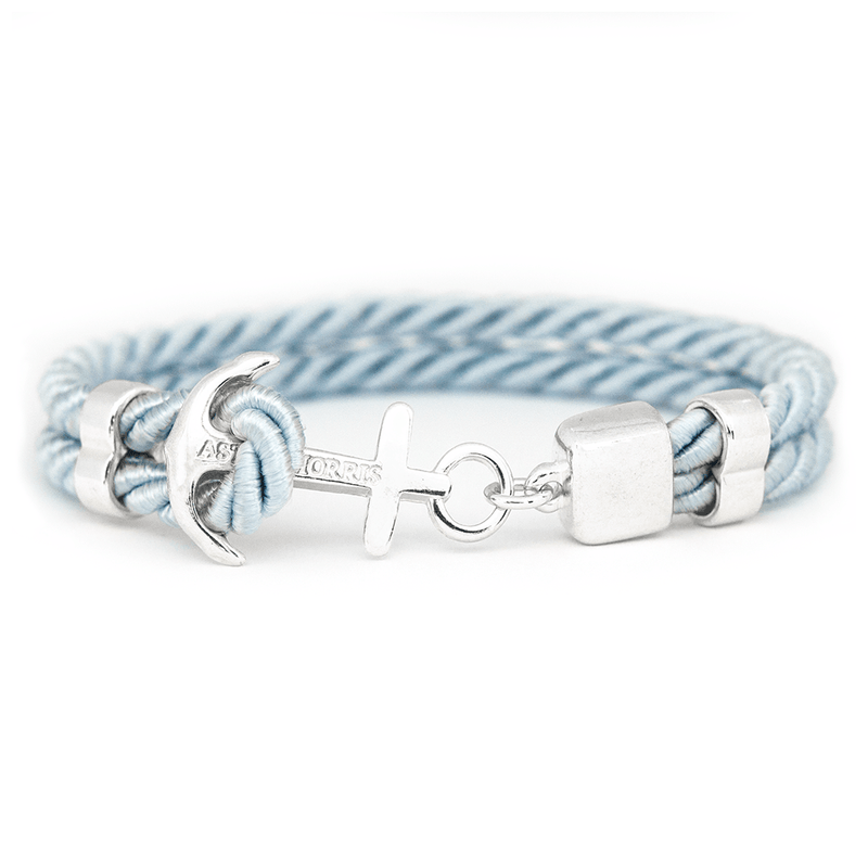 Paradise Blue Sterling Silver