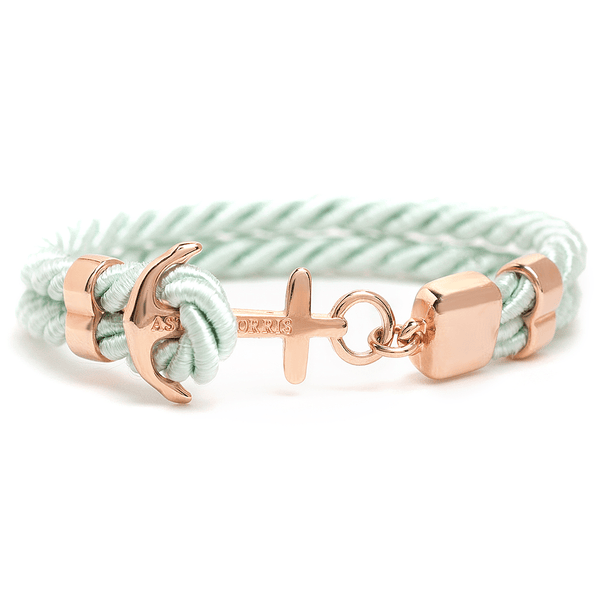 Paradise Mint Rose Gold