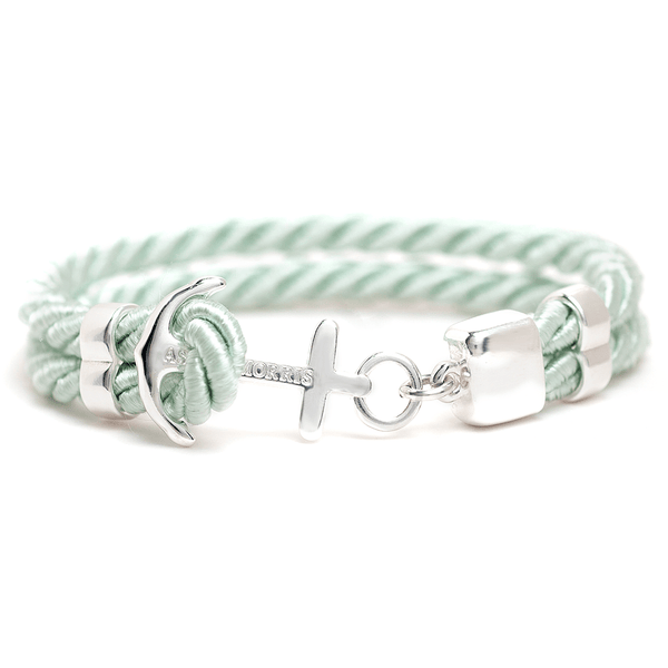 Paradise Mint Sterling Silver