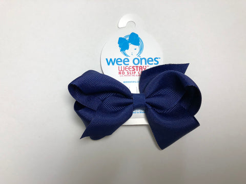 Small Basic Bow Light Navy