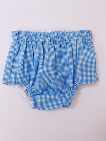 Blue Check Bloomers