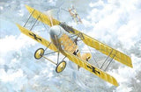 Roden Aircraft 1/72 Albatros D II Oeffag s53 German BiPlane Fighter Kit