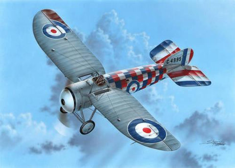 Special Hobby 1/32 Bristol M 1C Checkers & Stripes Fighter Kit