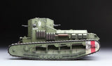 Meng Military Models 1/35 Mk.A Whippet Medium Tank w/Infantry Kit