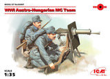 ICM Military Models 1/35 WWI Austro-Hungarian MG Team Kit