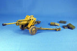 MiniArt 1/35 7.62cm FK39(r) German Field Gun Kit