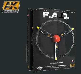 AK Interactive Scale Modeling Aircraft FAQ Book