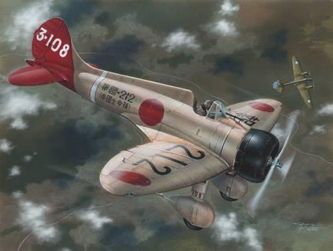 Special Hobby 1/32 A5M2b Claude over China Fighter Kit