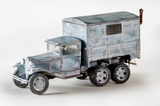 MiniArt 1/35 GAZ-AAA Truck w/Shelter Kit