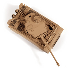 Zvezda 1/35 German Tiger I Ausf E Early Tank Kit