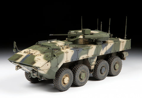 Zvezda 1/35 Bumerang-BM Russian Infantry Fighting Vehicle (New Tool) Kit