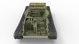 MiniArt Military 1/35 T-55A Early Mod. 1965. Interior Kit