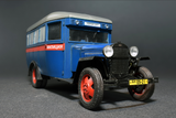 MiniArt Military 1/35 GAZ03-30 Mod 1945 Passenger Bus Kit