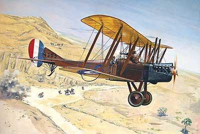 Roden Aircraft 1/48 RAF BE2C Recon BiPlane Kit