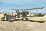 Roden 1/48 DeHavilland DH9 Ambulance Biplane Kit