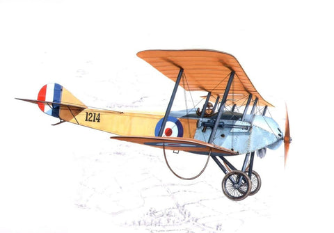 Special Hobby 1/48 WWI Sopwith Tabloid British Scout Biplane Kit