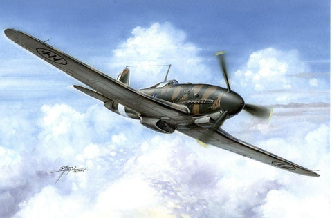 Special Hobby 1/72 Fiat G55 Centauro Sottoserie 0 Fighter Kit