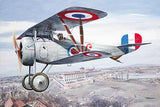 Roden 1/32 Nieuport 24bis WWI Biplane Fighter Kit