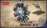 Roden 1/32 Oberursel Ur II WWI Aircraft Engine Kit