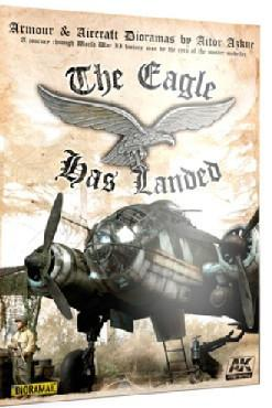 AK Interactive Armour & Aircraft Dioramas: The Eagle Has Landed Book