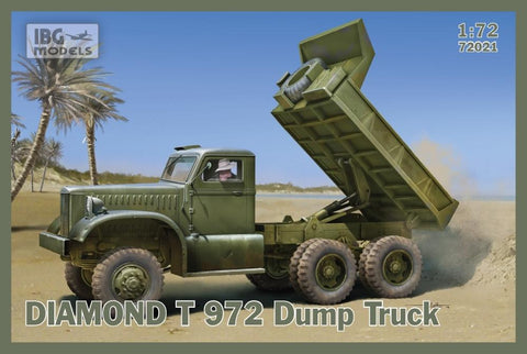 IBG Military 172 Bedford QLD 3-Ton 4x4 General Service Military Truck Kit