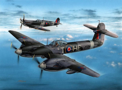 Special Hobby 1/72 Westland Whirland FB Mk I Fighter Bomber Kit