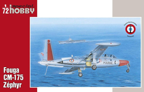 Special Hobby 1/72 FF1 2-Seater USN Fighter Kit