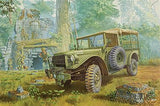 Roden Military 1/35 M37 3/4-Ton 4x4 US Cargo Truck Kit