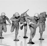 Master Box Ltd 1/35 Move, Move, Move! US Soldiers Operation Overlord Period 1944 (6) Kit