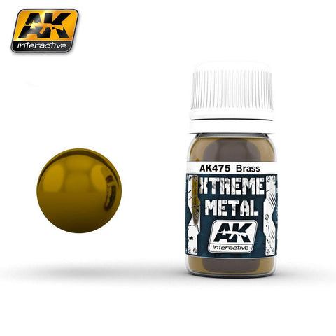 AK Interactive Xtreme Metal Bronze Metallic Paint 30ml Bottle