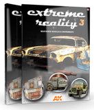 AK Interactive Extreme Reality 3: Weathered Vehicles & Environments Book