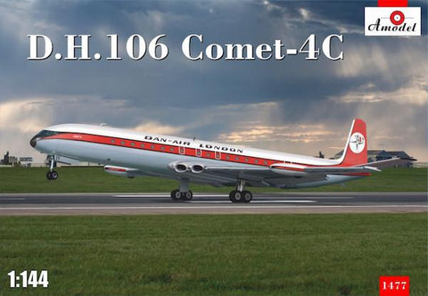 A Model From Russia 1/144 DH106 Comet 4C Passenger Airliner Kit